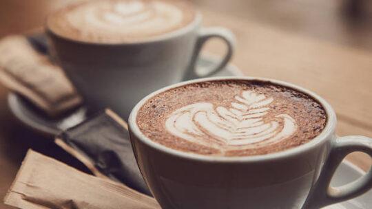 Toen ik koffie dronk in Eindhoven